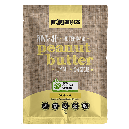 Powdered Peanut Butter 10g Single Serve Sachet