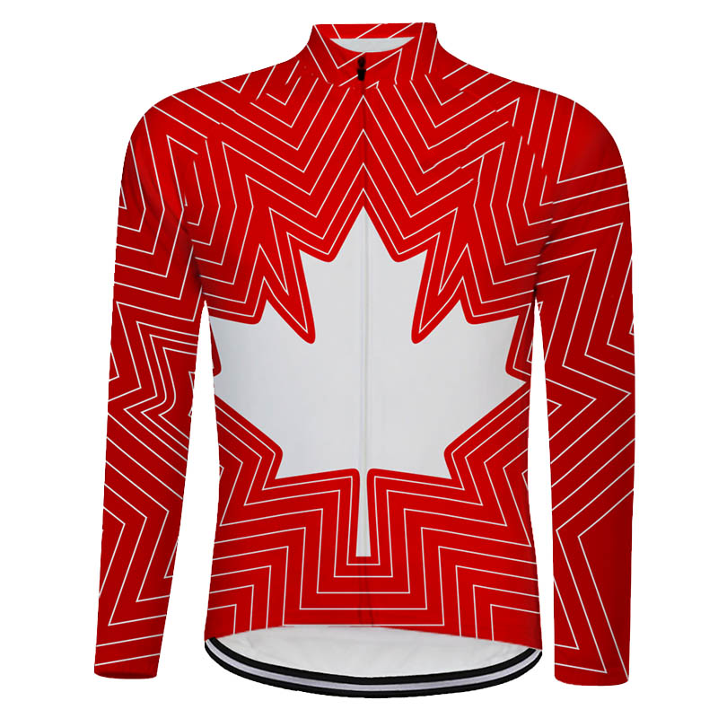 Maple Leaf Long Sleeves