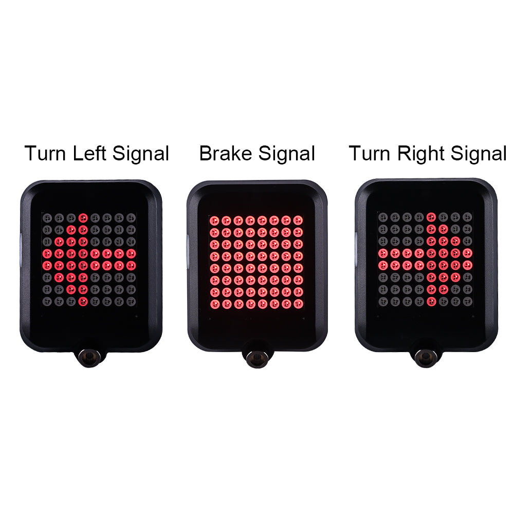 AUTOMATIC DIRECTION  INDICATION Taillight