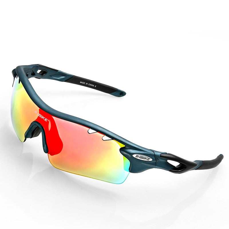 2a57dfc89766 5 in 1 Polarized Cycling Sunglasses Sport (Unisex) - Xyle Store
