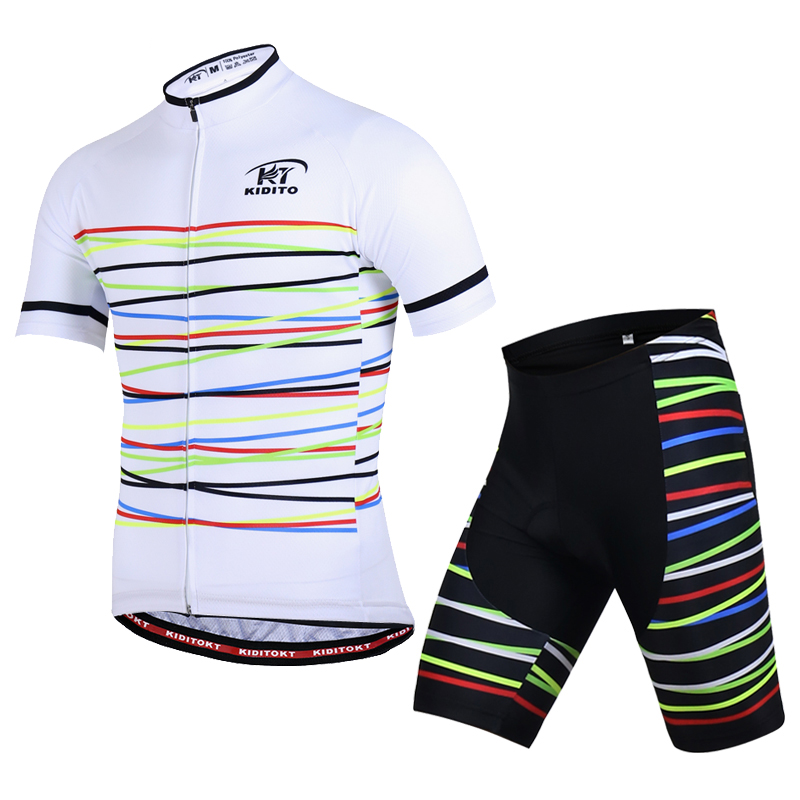 Breathable Pro Cycling Clothing Cycling Set
