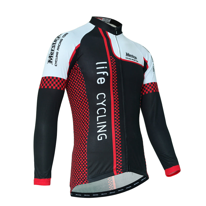 Pro Men Long Sleeve Team Jersey