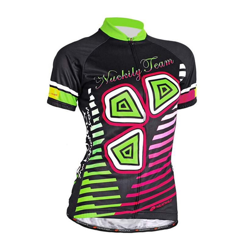 Breathable Women Cycling Jersey Set