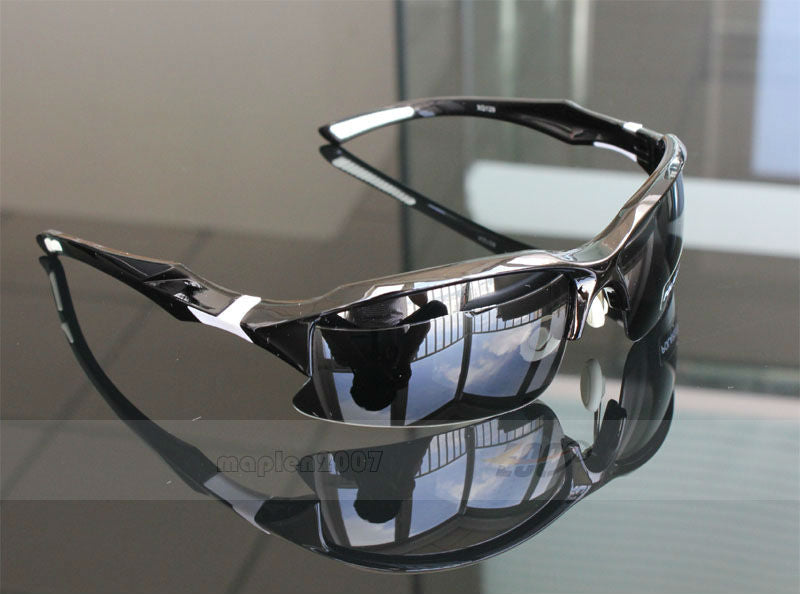 New Professional Polarized Cycling Glasses Bike Goggles Sports Bicycle Sunglasses UV 400 STS014
