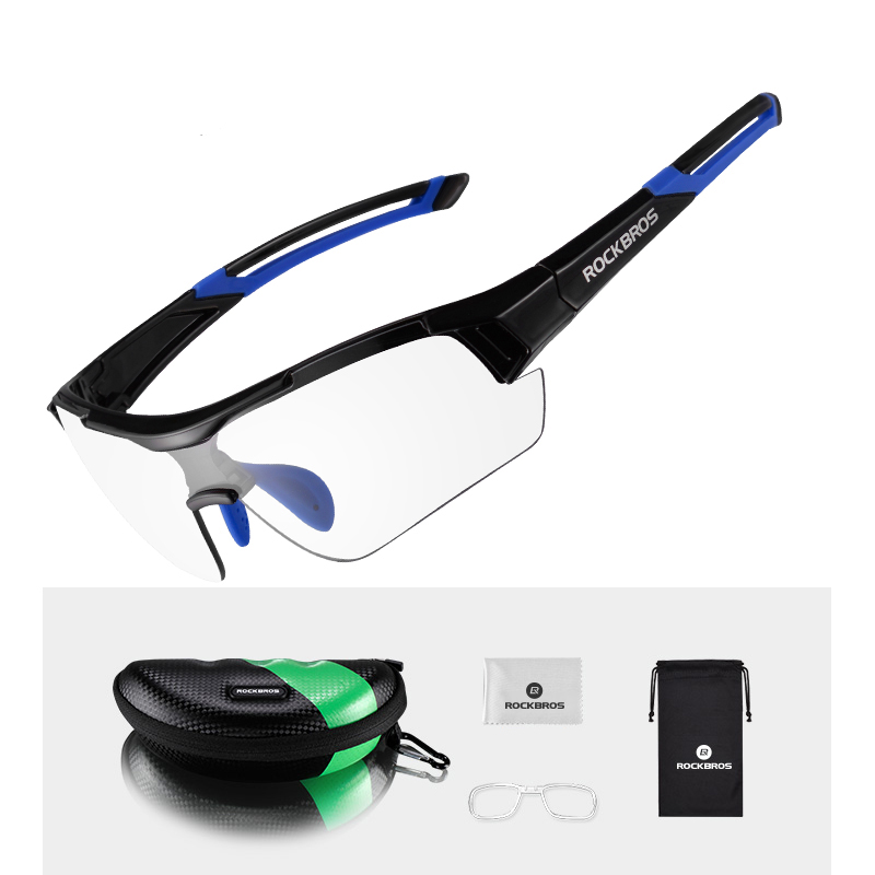 Photochromic Outdoor Sports Sunglasses