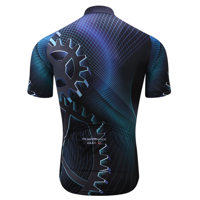 ... Teleyi Bike Team Men Racing Cycling Jersey Tops Bike Shirt Short Sleeve  Bicycle Clothes quick dry ... 1cbcbbdf2