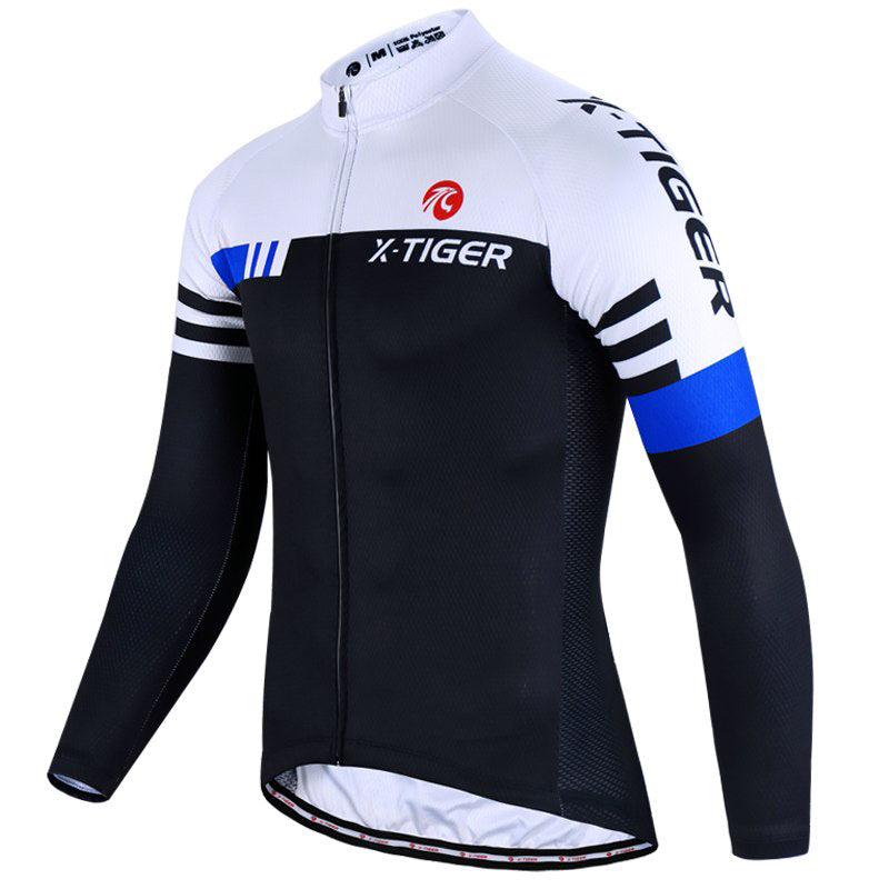 Cycling Jersey Long Sleeve MTB Bicycle