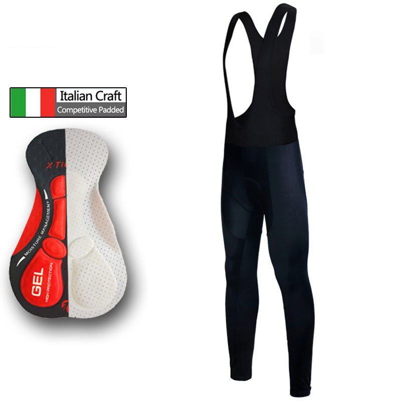 Tights Coolmax 5D Gel Pad Cycling Pants