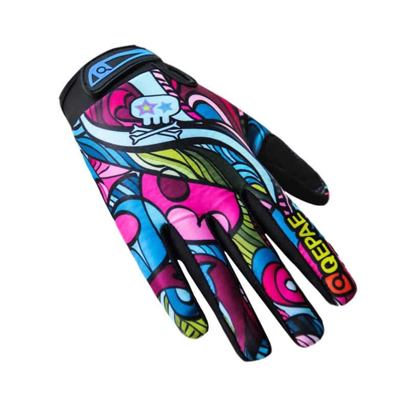 Shockproof Cycling Gloves Full Finger Gloves