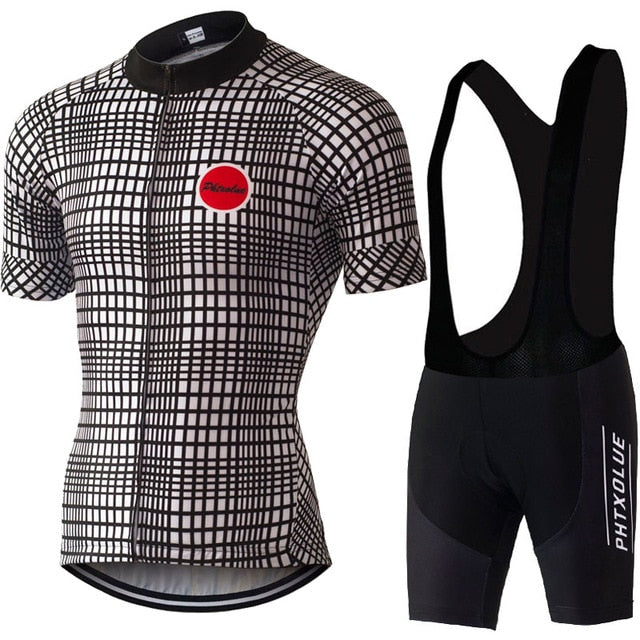 Short Sleeve Cycling Jerseys sets