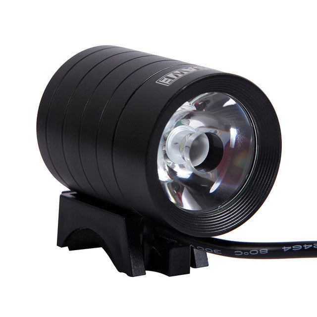 1200 Lumen Bicycle Lights Lamp With USB + DV Cable