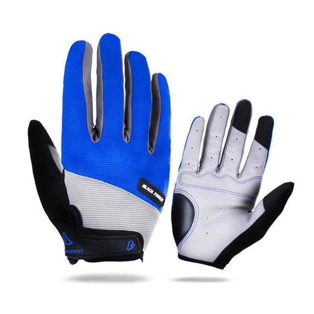 Arbot Bicycle Bike Gloves Men Women Cycling Glove mtb Bicycle 3D GEL Sports Full Finger Glove Bisiklet Black Luvas ciclismo