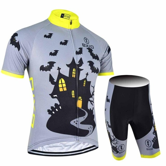 The Bat house Cycling Jerseys