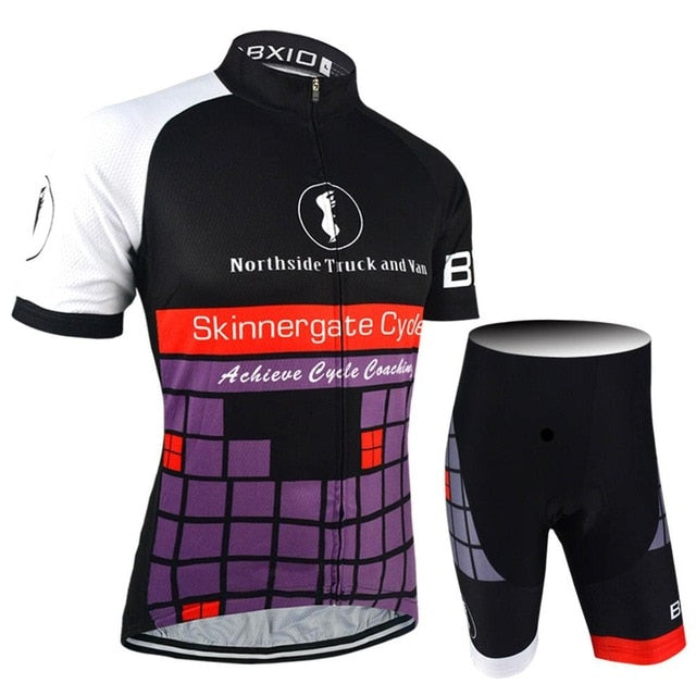 North side Cycling Jersey Sets