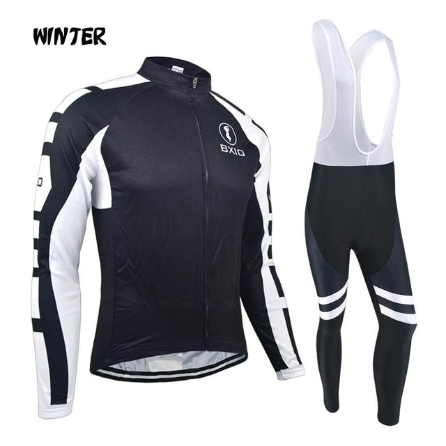 Full Sleeve  Black Cycle Cycling Jersey