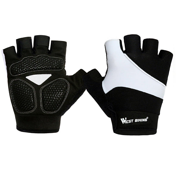 MTB Half Finger Cycling Gloves