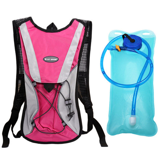 Cycling Water Bladder Backpack