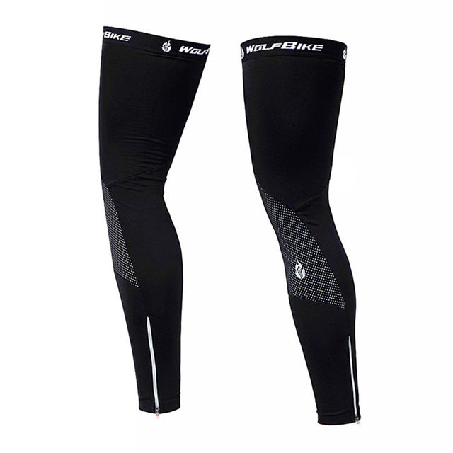 Breathable Cycling Leg Warmers