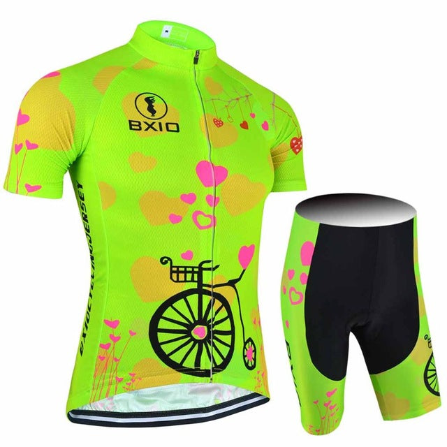 Pro Team Women Cycling Sets
