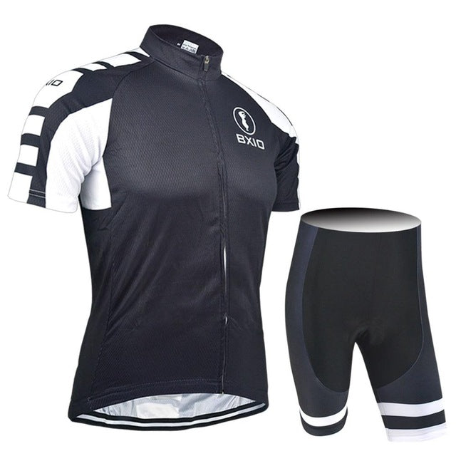 Strava Cycling Jersey Sets