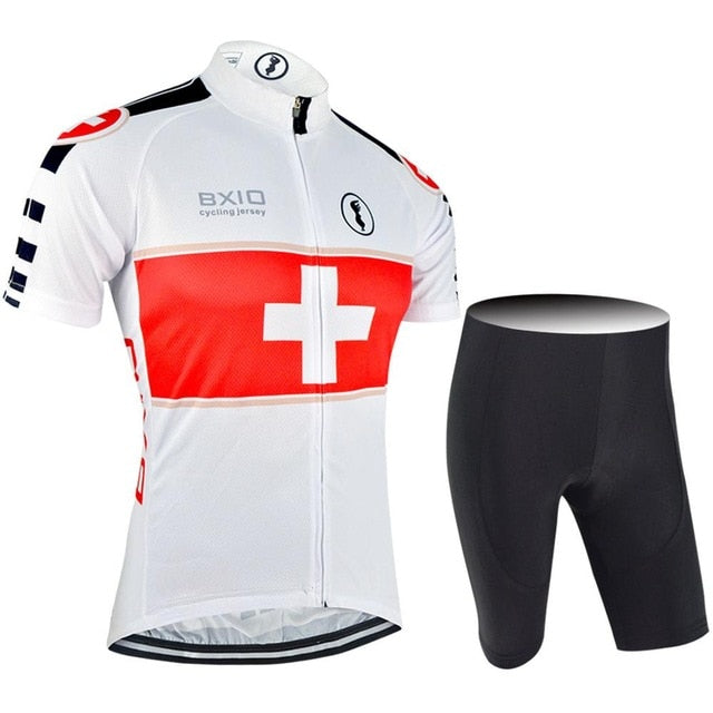 Medical Cycling Jersey Sets