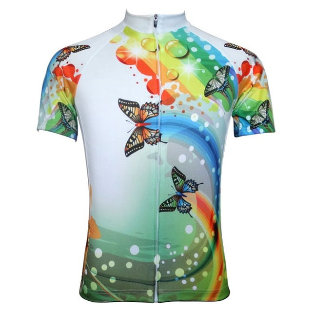 Breathable MTB Cycling Jersey
