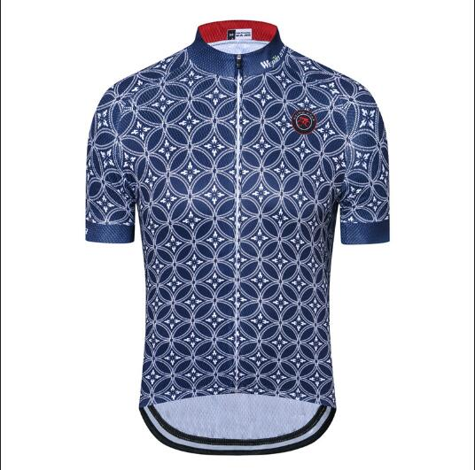 Mens Team Cycling Jersey Short Sleeve Bicycle Jersey Cycling Short Sleeve Jersey
