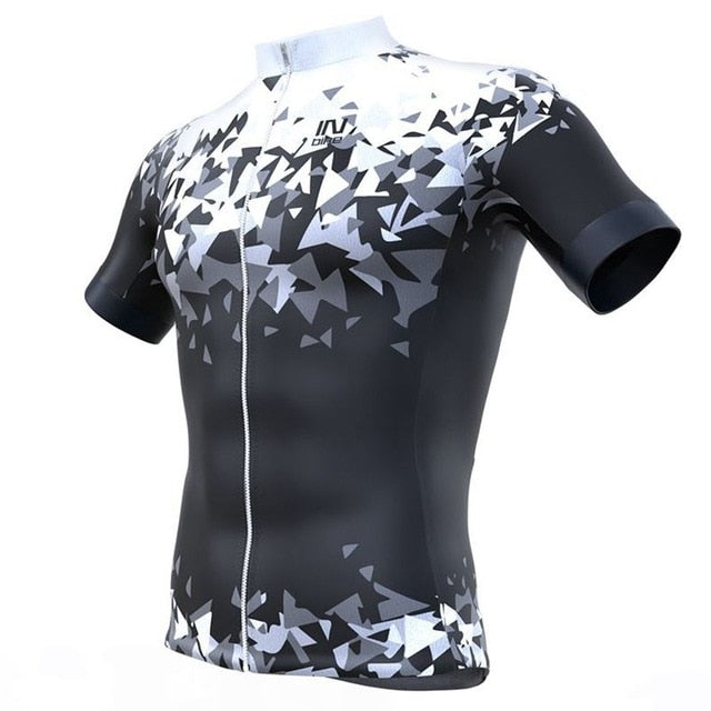 Sport Bike Team Racing Cycling Jersey Tops