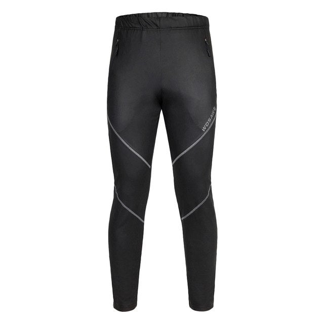 Fleece Thermal Winter Cycling Pants