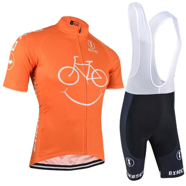 Happy Riding Pro Team Cycling Jersey