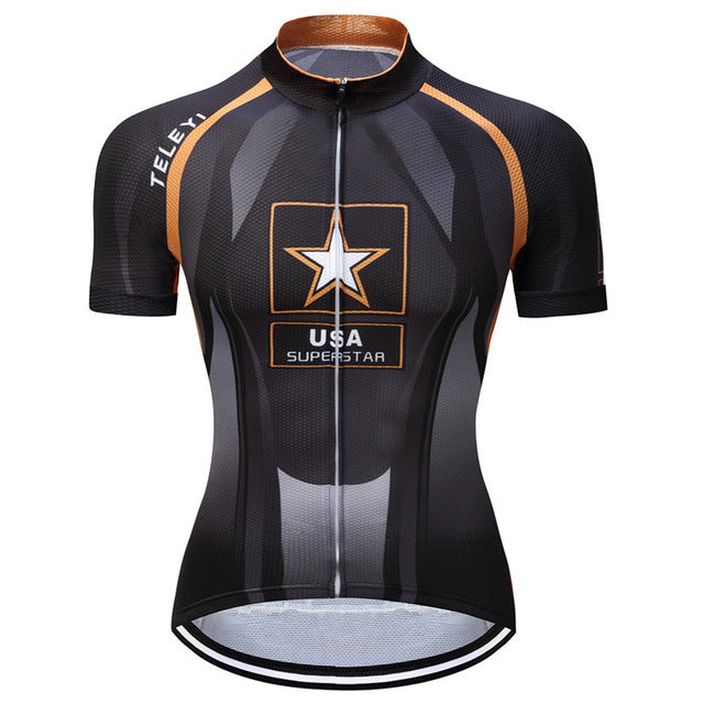 USA Army Cycling Jersey
