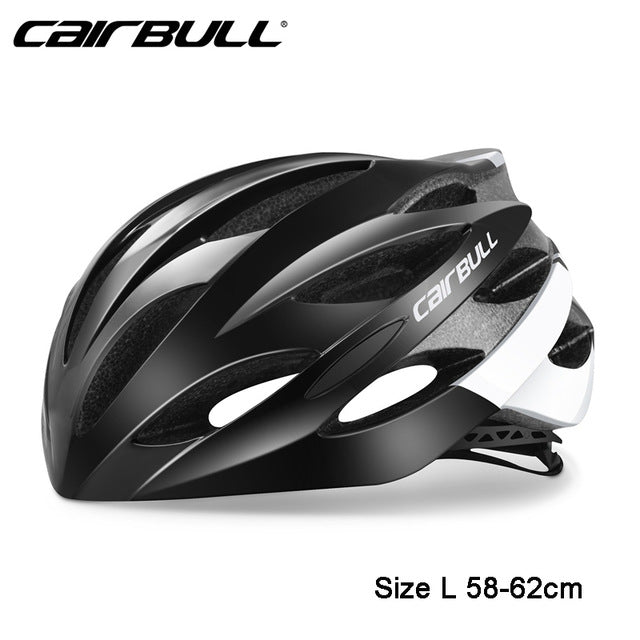 Ultralight Integrally-molded Cycling Helmet