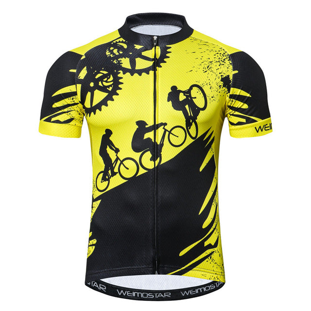 2018 Cycling Jersey Men Racing Sport