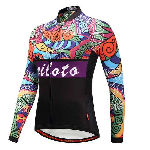 Cycling Long Sleeve and Jacket
