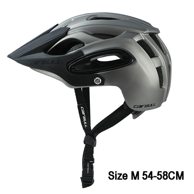 Newest Ultralight Cycling Helmet Integrally-molded Cairbull Helmet