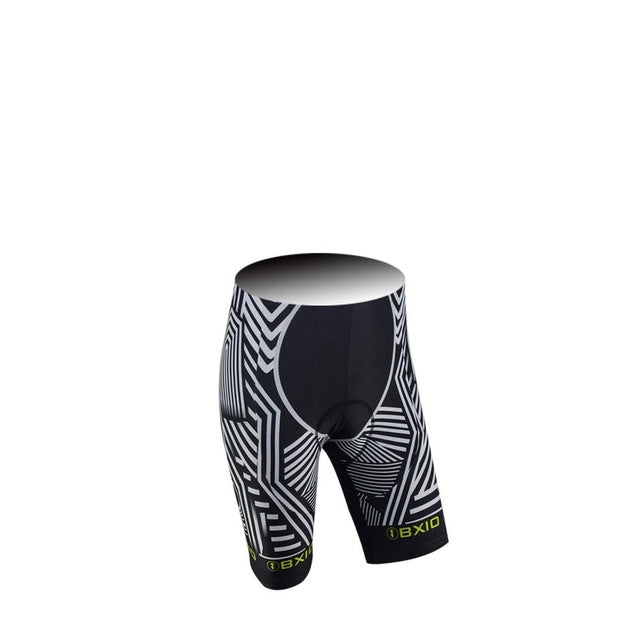 3D Gel Pad Cycling Shorts