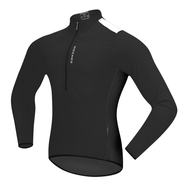 2018 MTB Long Sleeve Cycling Jersey