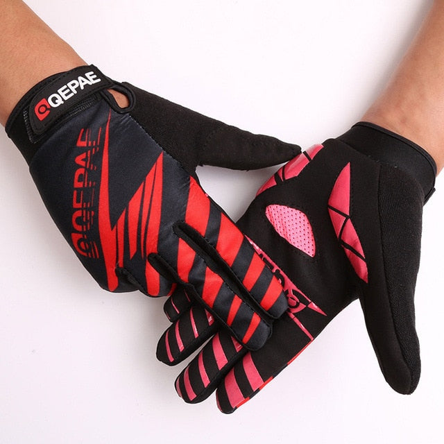 Women Cycling Gloves Full Finger