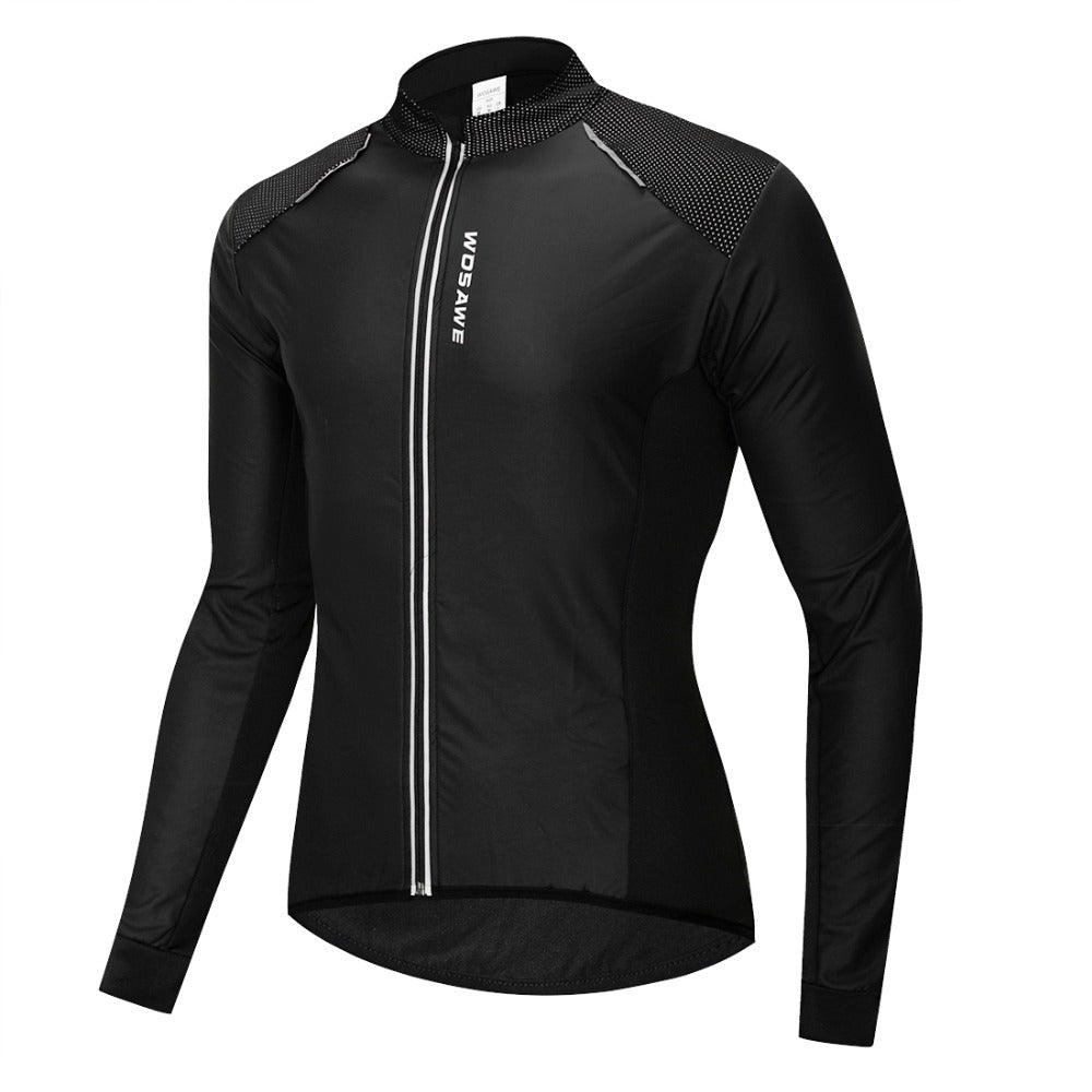 Waterproof Thermal Cycling Winter Jacket