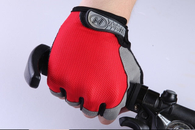 Outdoor Sports Half Finger GEL Gloves