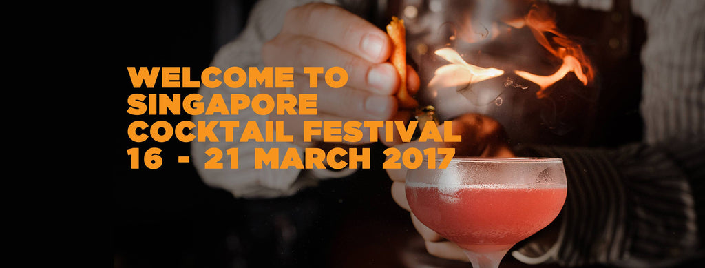 Singapore Cocktail Festival 2017
