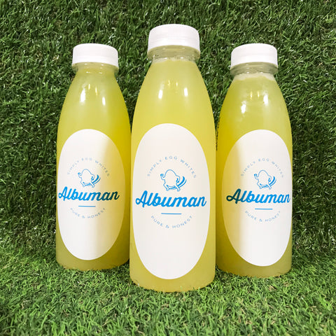 3 Bottles Pack - 500ml