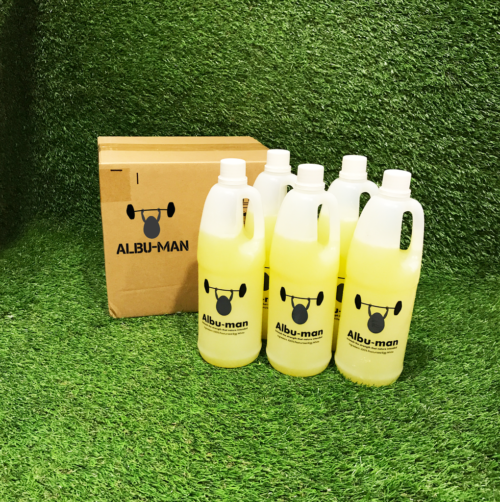 5 Bottles - 1 Litre (Free Delivery) Subscription