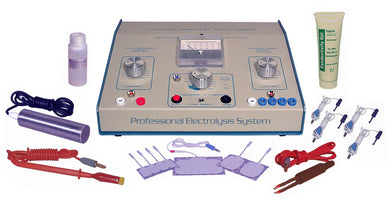 AVX600 Professional Non Laser IPL Electrolysis System Permanent Hair Removal Face Body.