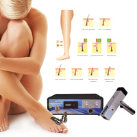 IPL650aDX Intense Pulsed Light Photo Epilation and Tattoo Removal System