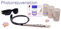 IPL350 Photorejuvenation Treatment Machine, Home and Salon System, Quality Device for men and women.