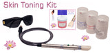 IPL350 At Home or Salon Skin Toning & Tightening Treatment Machine with Filtered Gel Kit