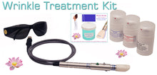 IPL350 Wrinkle Reduction Treatment Machine, Home and Salon Therapy System for men and women.