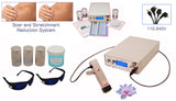 Scar & Stretch Mark Reduction Laser Machine, Home & Salon Therapy System eyes neck