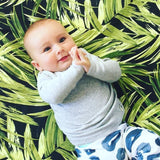Jungle play mat
